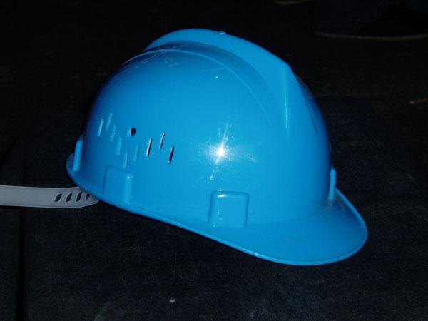 小沿型安全帽