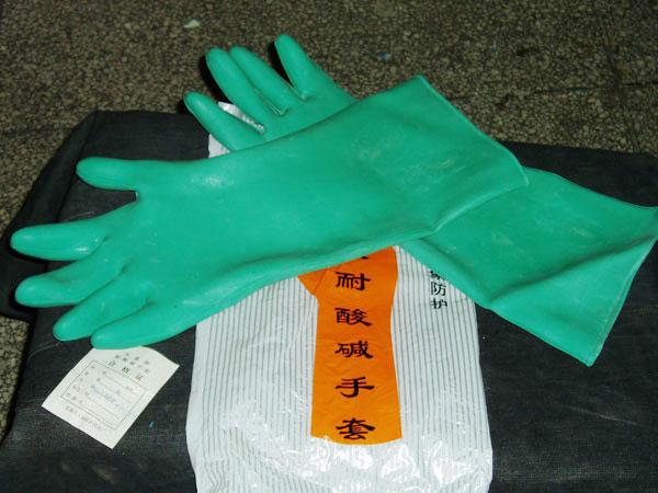 大象耐酸碱手套